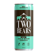 Two Bears Cold Brew Coffee Mint Chocolate
