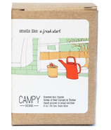 Campy Smells Like: A Fresh Start Soy Candle