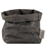 UASHMAMA Paper Bag Medium Dark Grey