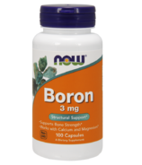 NOW Foods Boron (Ca Borogluconate) 3mg