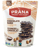 PRANA Carazel Chocolate Bark Caramelized Nuts & Sea Salt