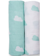 Lulujo Baby Cotton Muslin Swaddles