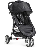 Baby Jogger City Mini 3W Single Black