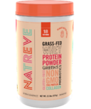 Natreve Grass Fed Whey Protein Powder Peanut Butter Parfait