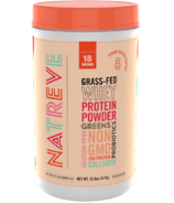 Natreve Grass Fed Whey Protein Powder Peanut Butter Parfait