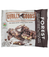 Gorilly Goods Forest Clusters Dark Chocolate, Fruit & Nut