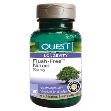 Quest Flush-Free Niacin