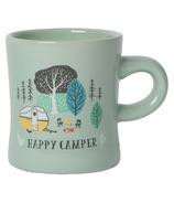 Now Designs Diner Mug Happy Camper