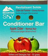 Mountain Sky Apple Cider Conditioner Bar