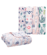 aden + anais Dream Blanket and Classic Swaddling Wraps Bundle