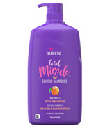 Aussie Total Miracle with Apricot & Macadamia Oil Shampoo