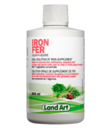 Land Art Iron Supplement