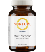 Nurture by Metagenics Multi-Vitamin with Phytonutrients