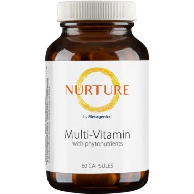 Nurture by Metagenics Multi-Vitamin with Phytonutrients