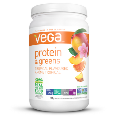 Vega Protein & Greens Tropical Flavoured