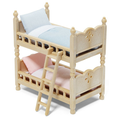 Calico Critters Stack and Play Beds