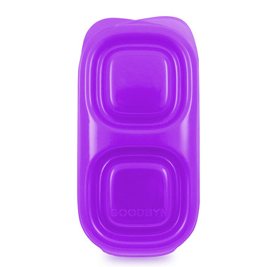Goodbyn Snacks Container Purple