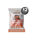 Herbaland Good News Gummies Peach Bundle
