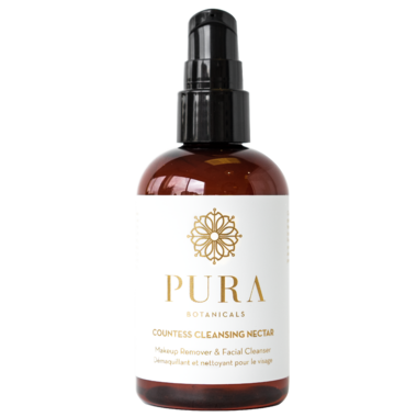 Pura Botanicals Countess Cleansing Nectar