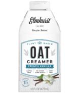 Elmhurst Oat Creamer French Vanilla