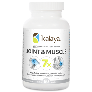 Kalaya Naturals 7x Joint & Muscle Relief