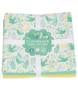 Now Designs Floursack Meadowlark Tea Towel Set