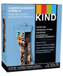 KIND Bars Cashew Blueberry & Vanilla