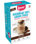 Yumi Organics Overnight Oats Dark Chocolate