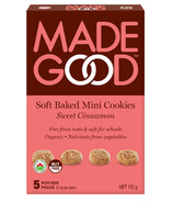 MadeGood Sweet Cinnamon Soft Baked Mini Cookies