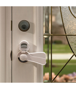 KidCo Door Lever Lock White