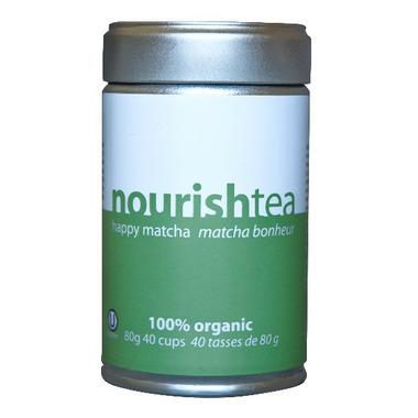 Nourishtea Happy Matcha Loose Leaf Tea