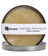 Lavami Everyday Lemongrass Shampoo Bar