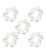 Kitsch Satin Sleep Scrunchies Ivory