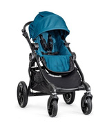 Baby Jogger City Select Teal With Black Frame