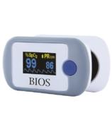 BIOS Diagnostics Fingertip Pulse Oximeter