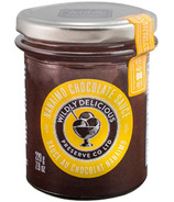 Wildly Delcious Nanaimo Chocolate Sauce