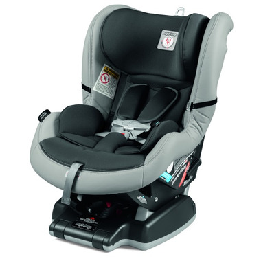 Peg Perego Primo Viaggio Convertible 5-65 Eco Leather Ice