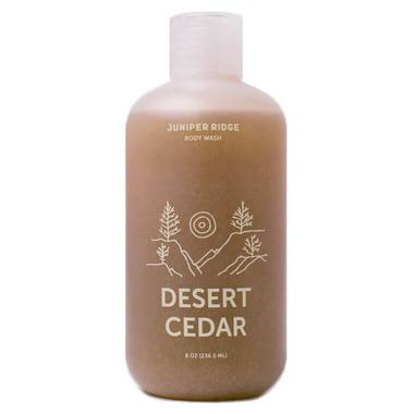 Juniper Ridge Backcountry Body Wash Desert Cedar