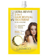 Giovanni 2chic Ultra-Revive 3-in-1 Hair Revival Treatment