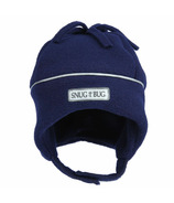 Snug As A Bug Reflective Hat Navy