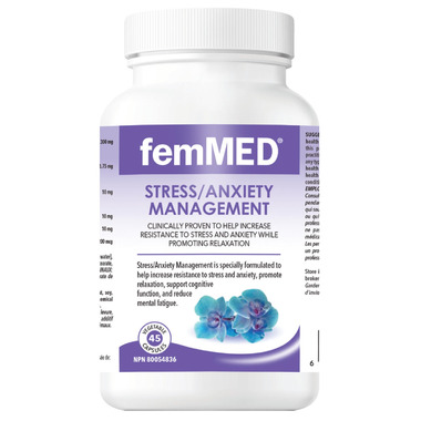femMED Stress & Anxiety Management
