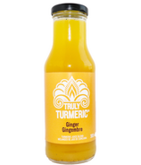 Truly Turmeric Juice Blend with Ginger Mango Carrot
