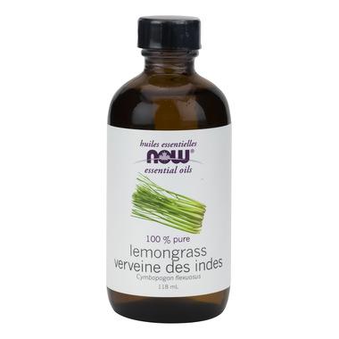 NOW Essential Oils Lemongrass Oil