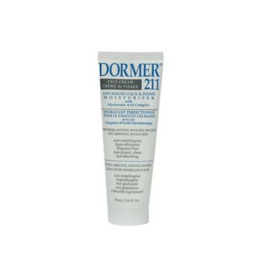 Dormer 211 Advanced Face & Hand Moisturizer