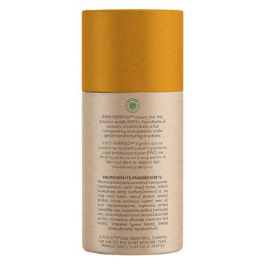 ATTITUDE Super Leaves Plastic-Free Natural Deodorant Lemon Leaves