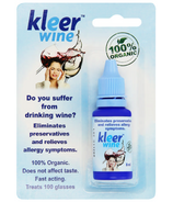 KleerWine Sulfite Neutralizer for Wine