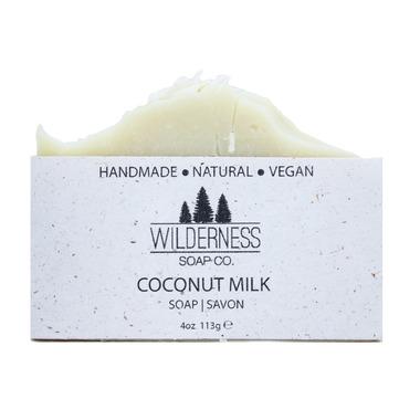 Wilderness Soap Co. Coconut Milk Soap