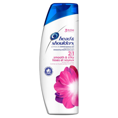 Head & Shoulders Smooth & Silky 2-in-1