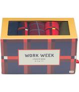 Drake General Store Work Week Sock Pack Mens Multi