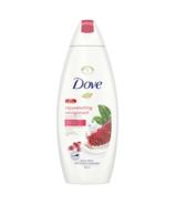 Dove Rejuvenating Pomegranate & Hibiscus Tea Body Wash